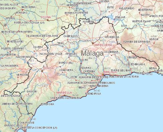 Malaga Spanje Toerisme En Bezienswaardigheden Vakantie Boeken